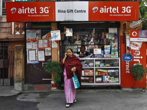 Indian industry shift helps Bharti Infratel block