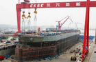 China State Shipbuilding set to propel euro wave
