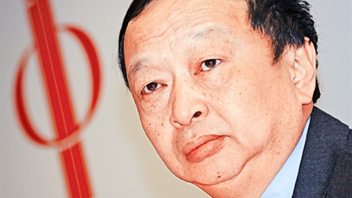 Chang Zhenming, chairman of Citic Pacific