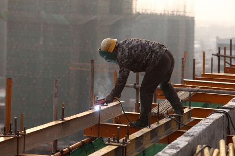 Chinese developers on shaky foundations