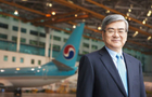 Korean Air Lines bond grounded