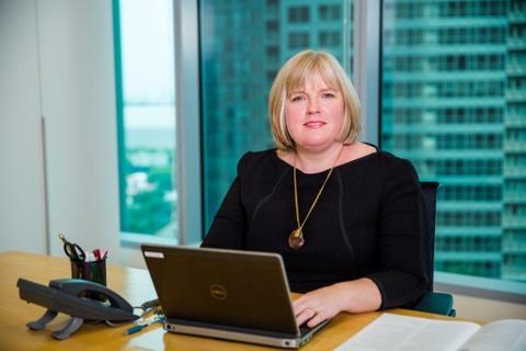 Women in finance: Claire Sudden-Spiers