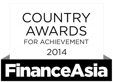 Country Awards 2014: China, Hong Kong and Taiwan
