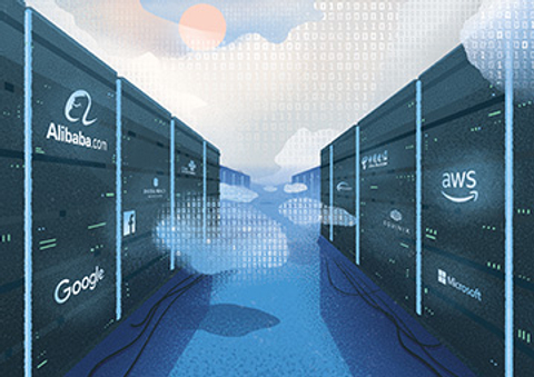 Landlords of the cloud: Data centres as investment opportunity