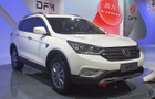 Dongfeng motors into euros