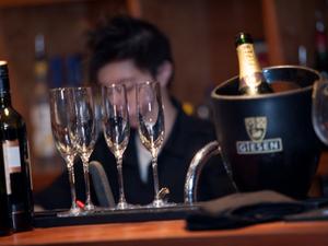 Photos: Haymarket's Christmas drinks party 2012