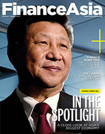 FinanceAsia Print Edition