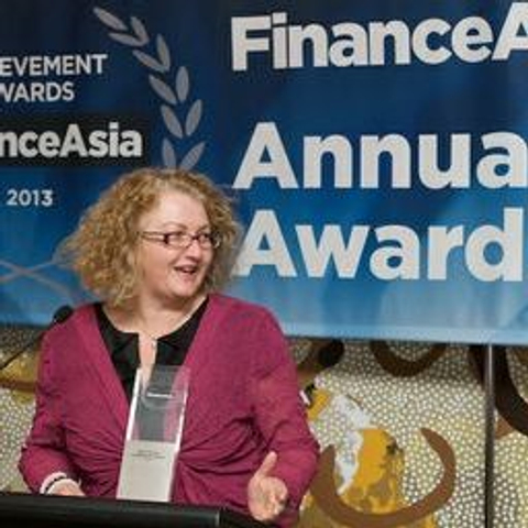FinanceAsia Awards dinner, Sydney