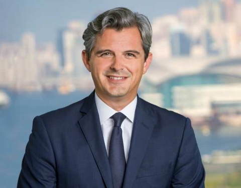 JP Morgan appoints new Hong Kong CEO
