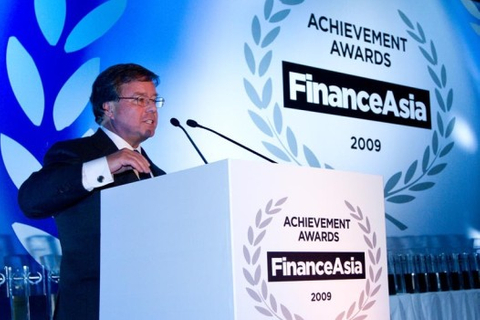 Frank Sixt wins capital markets person of the year for 2009