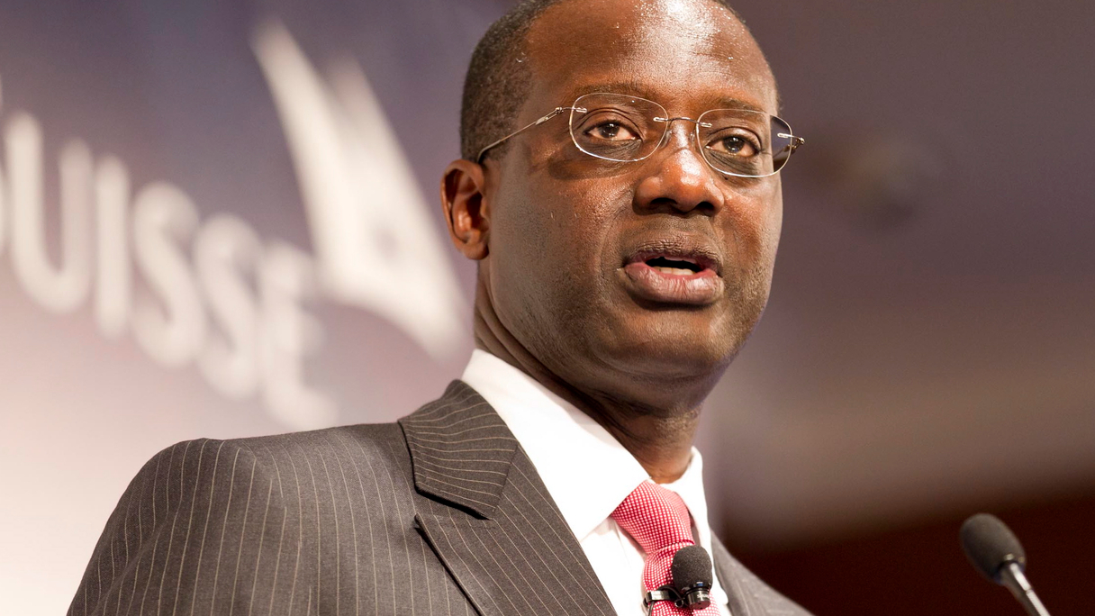 Tidjane Thiam, group CEO of Prudential
