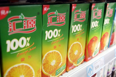 Huiyuan Juice pushes last week's CB issuance above $1.3 billion