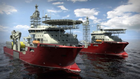 ICON Offshore prices at top end of range