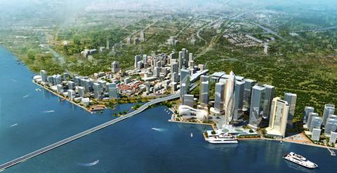 Iskandar Waterfront plots backdoor listing