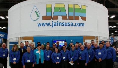 Jain Irrigation goes green with bond debut