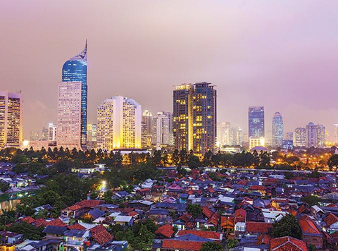 Indonesia breaks euro record