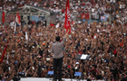 Jokowi desperate for more political capital