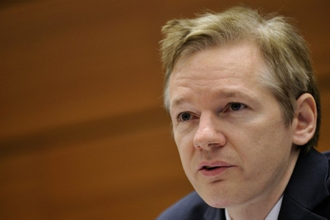 WikiLeaks targets financial industry