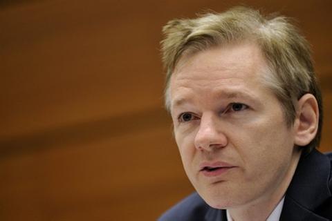 WikiLeaks targets financial industry