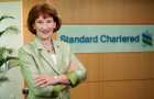 Standard Chartered's Karen Fawcett plugs trade factoring