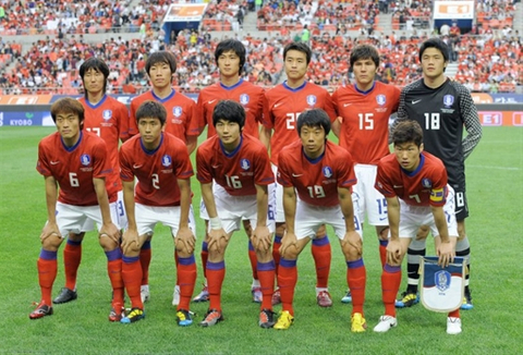 Our readers pick South Korea for World Cup honours