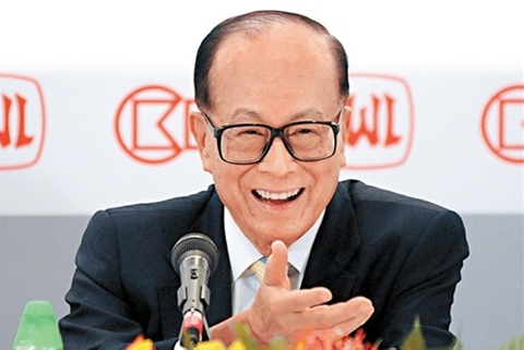 Li Ka-shing divvies up M&A mandates