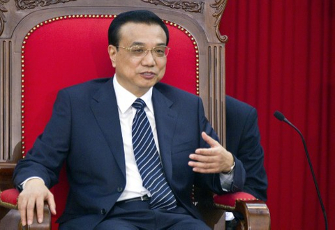 Chinese premier lauds Alibaba's Ma