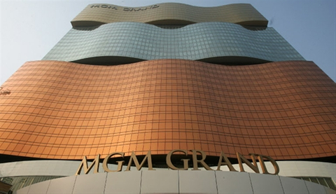 MGM China may raise up to $1.5 billion from Hong Kong listing