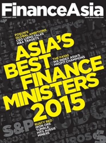 FinanceAsia Print Edition