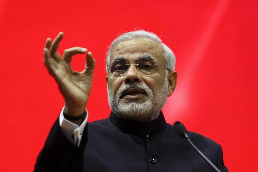 Prime Minister Narendra Modi has driven up investors' confidence in India