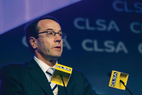 Rob Morrison leaves CLSA
