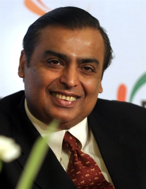 Mukesh Ambani to start financial services business