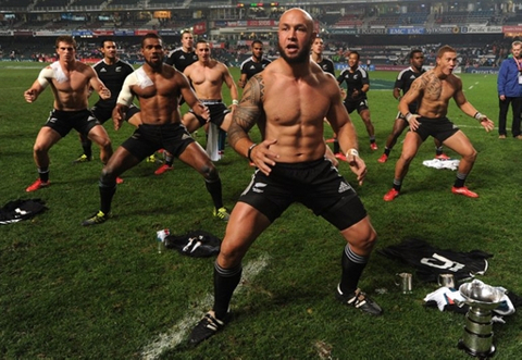Who had the best box at the Hong Kong sevens 2011?
