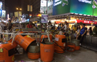 Hong Kong counts cost of violent weekend