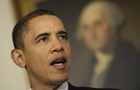 US President Barack Obama goes after the banks