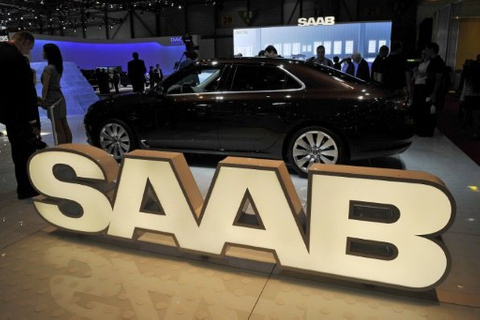 China bails out Saab