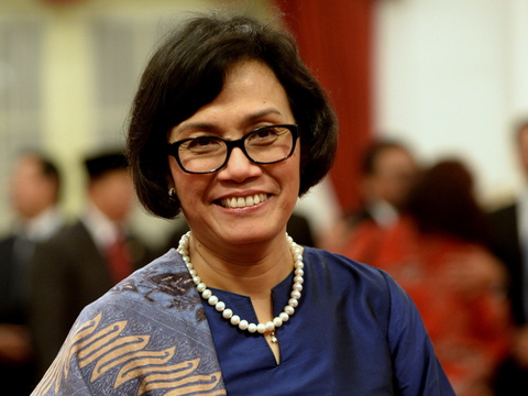 Sri Mulyani Indrawati: Asia's best finance minister