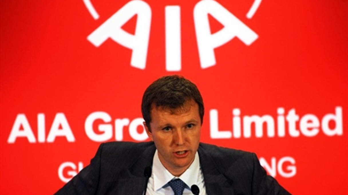 Citi Asia head Stephen Bird, during AIA's IPO