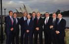 <em>FinanceAsia</em>'s awards dinner in Sydney