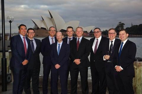 <em>FinanceAsia</em>'s awards dinner in Sydney