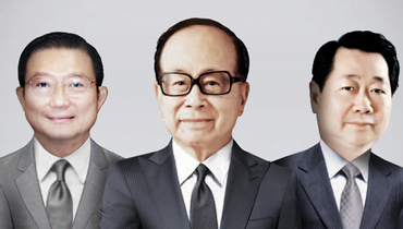 Asian tycoons' top bankers - Part 2