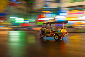 Thailand's economic drivers for 2015