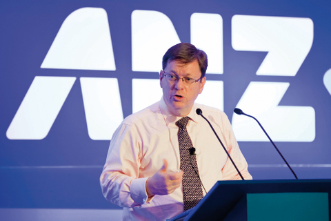 Alex Thursby quits ANZ for Middle East job
