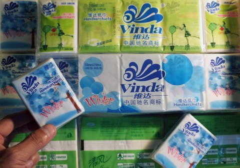 Swedes bid for Hong Kong tissue firm Vinda