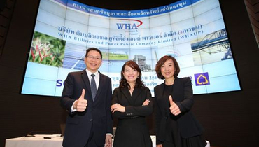 WHA Utilities & Power prices IPO