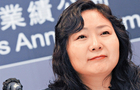 China dominates list of world's richest self-made women