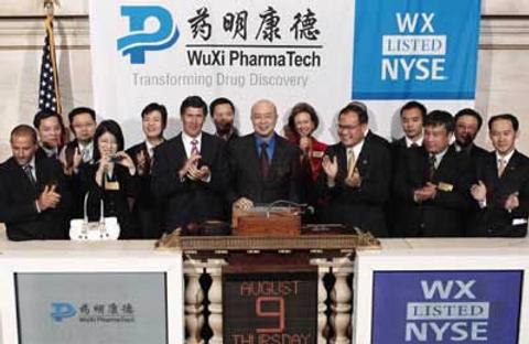 Wuxi Biologics readies Hong Kong relisting