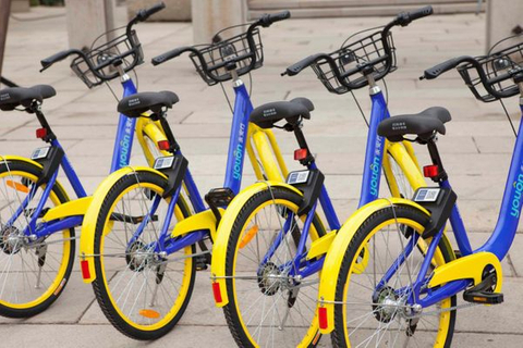 Beijing approves first bike-sharing IPO