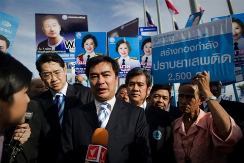 Political uncertainty? Thailand kicks off linkers anyway