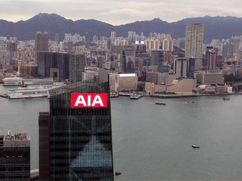 AIA prints $1 billion debut bond